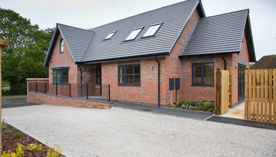 Development Derbyshire Overdale House