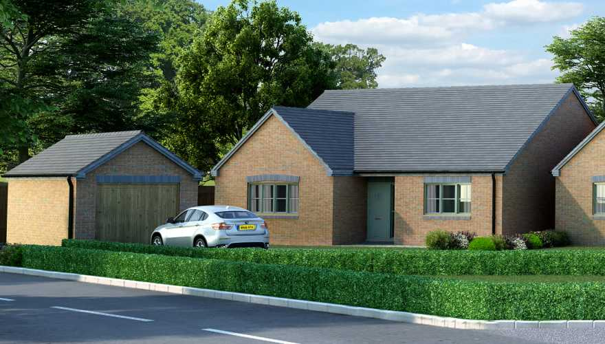 Development Derbyshire The Firs